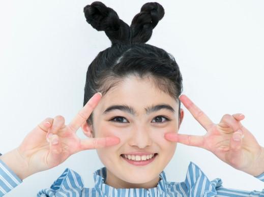 ゲジ 眉 女優