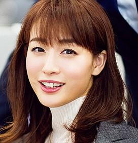 新井恵理那アナウンサー