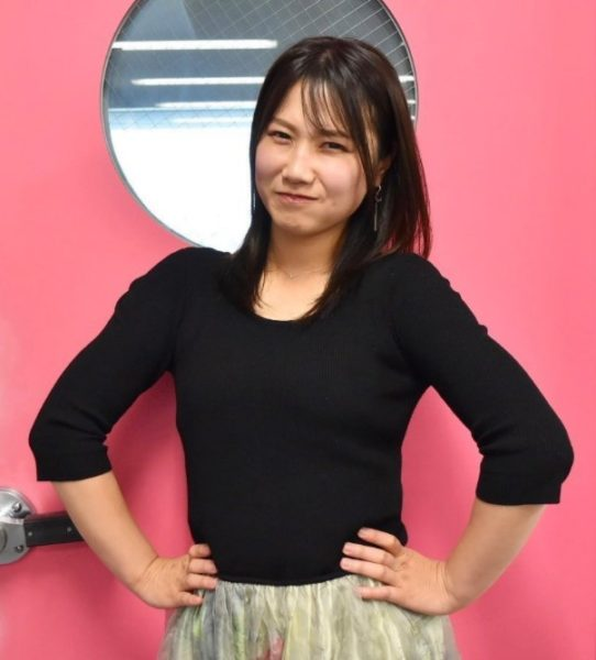 藤本紅美アナウンサー