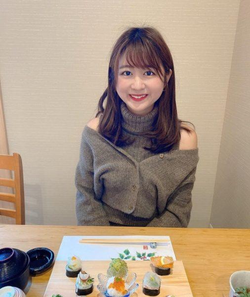 廣瀬麗奈アナウンサー