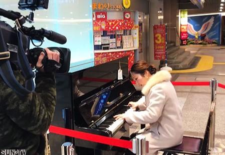 松浦宏子のピアノ画像