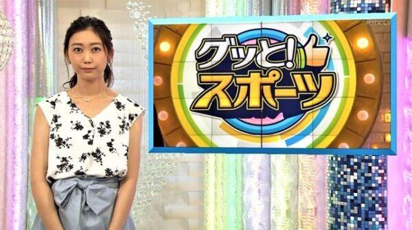 庭木櫻子アナウンサー