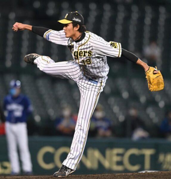津田理帆アナの同級生の藤浪投手