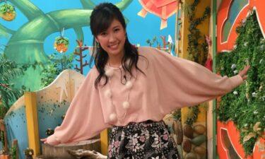 玉巻映美アナの水着画像がかわいい!?カップや身長、年齢も気になる!