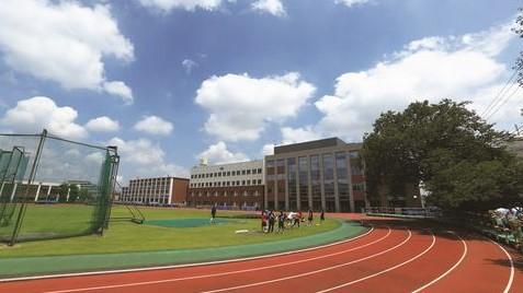 吉田優アナが通っていた日本女子体育大学のキャンパス