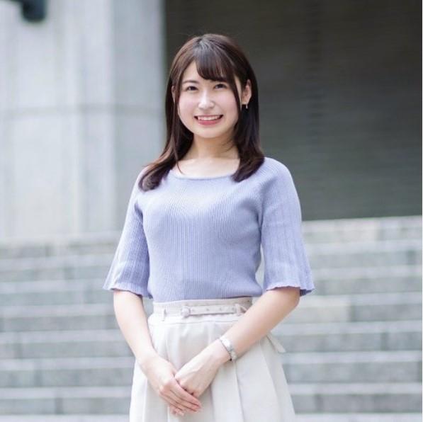2021年、NHK山形放送局に契約キャスターとして入社した木村奈央アナ