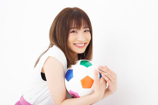 高校時代サッカー部のマネージャーしていた北川彩アナ