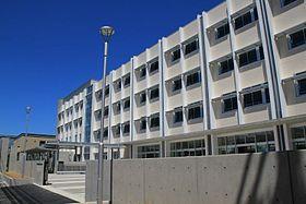 吉岡真央アナの出身中学、高校である北陸学園北陸中学校・北陸高等学校