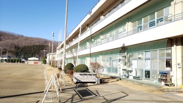 鈴木瑠梨アナの通っていた長瀞町立長瀞中学校