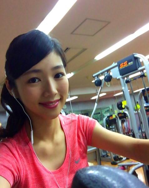 森田絹子アナのプロフィール画像