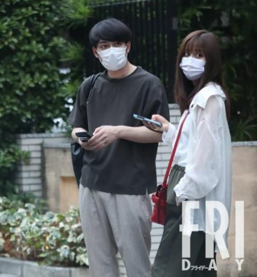 熱愛をFRIDAYデジタルにスクープされた斎藤ちひろアナと小林廣輝アナ