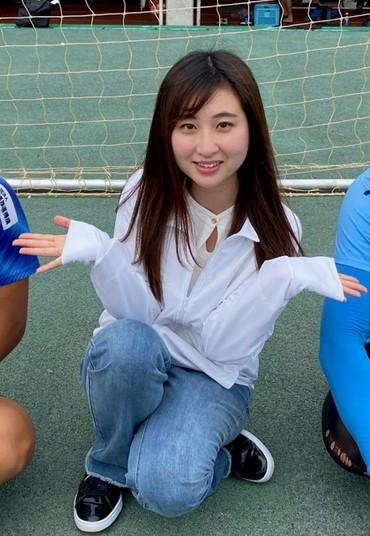2021年4月、沖縄放送局に入社した契約キャスター大野紘乃アナ