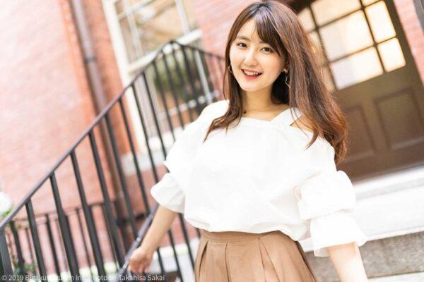 2021年、NHK青森放送局へ配属となった斎藤希実子アナ