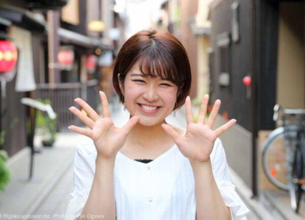 笑顔が可愛すぎる坂田茉世アナ