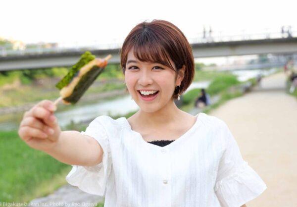 2021年、福井放送(FBC)に入社された坂田茉世アナ