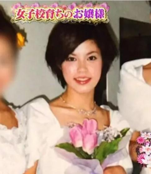 準ミス学習院に選ばれた時の神田愛花アナ