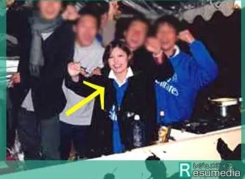 サッカーサークル「アル中」に所属していた大学時代の神田愛花アナ