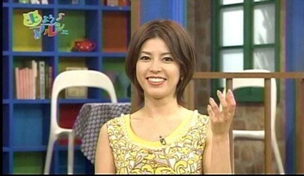 2011年の土曜マルシェ出演時の神田愛花アナ