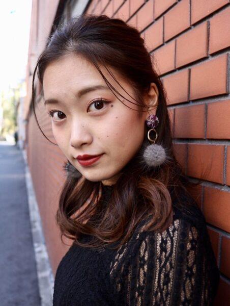 関西テレビの新人女子アナ、橋本和花子アナ