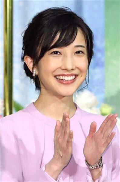 NHKの人気女子アナ、林田理沙アナ