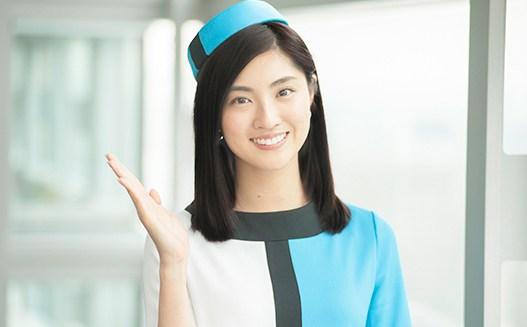 日テレの女子アナウンサー、岩本乃蒼アナ