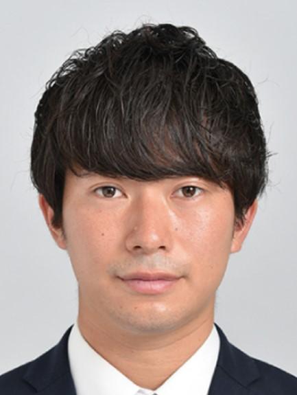 黒田みゆアナの同期、松原 凱人さん