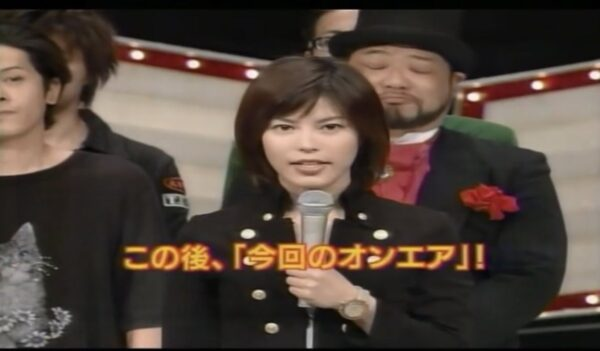 オンエアバトル出演時の神田愛花アナ