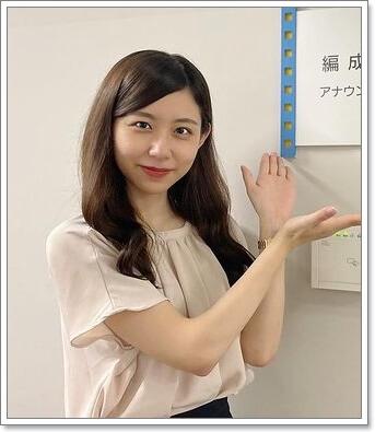 小山内鈴奈アナ