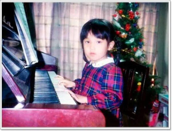 林田理沙アナピアノ