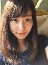 岩田絵里奈アナのすっぴん姿と言われている画像