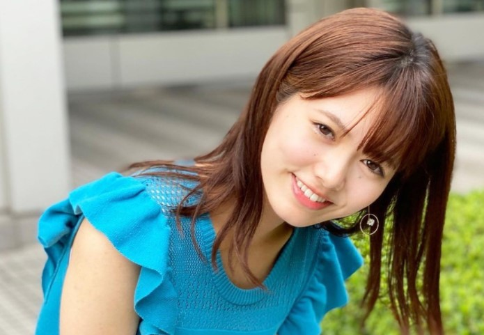 セントフォースのアナウンサー、谷尻萌アナ