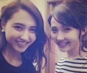 山形純菜アナのお姉さん、絵里佳さんの顔画像
