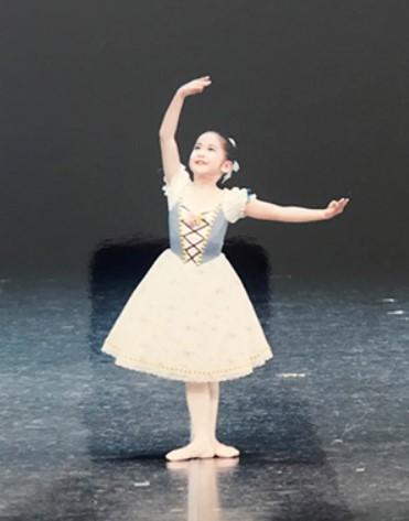 バレエを習っていた林美桜アナ