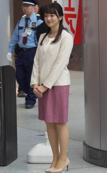 森香澄アナが参加した防災訓練