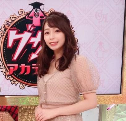 小室瑛莉子アナに似ていると噂の宇垣美里アナ